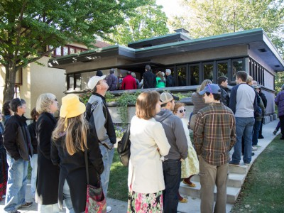 House Confidential: Frank Lloyd Wright House B