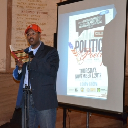 Photo Gallery: Politics & Poetry