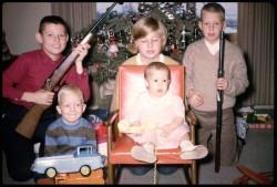 Sears and Robuck .22 Rifle - Christmas 1964