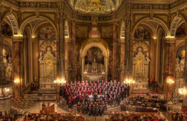 Bel Canto Chorus Presents <em>Christmas in the Basilica</em>