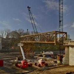 Airline Yards Bridge Lift Feature