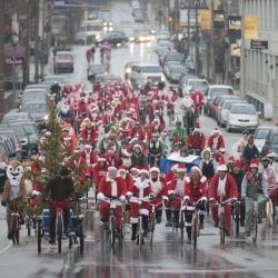 Santa Rampage 2012 Feature