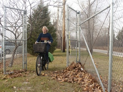 Bike Czar: New Route to Winter Farmers Market