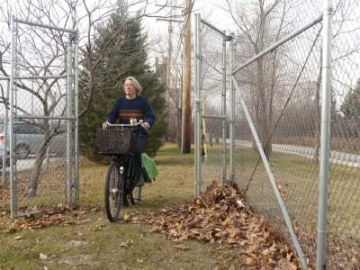 Bike Czar: New Route to Winter Farmers Market