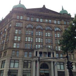 Germania Building, 135 W. Wells St. Photo by Mariiana Tzotcheva