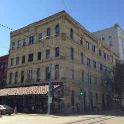 Jewett & Sherman Merchants' Mills Building, 343-345 N. Broadway. Photo by Mariiana Tzotcheva