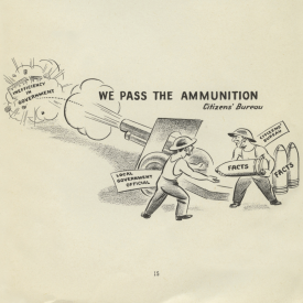 Efficiency Bureau: We Pass the Ammunition