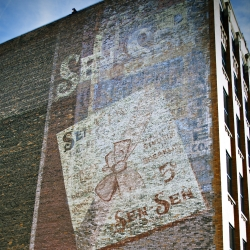 Plenty Of Horne: The Ghost Sign That Wasn't