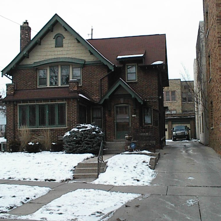 Latrell Sprewell's East Side Home