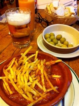 Toro con Tomate