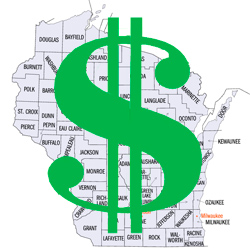 Murphy's Law: Wisconsin's Shrinking Middle Class