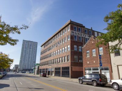 American Family and MB Acquisition, LLC enter a joint venture to revitalize Mandel building in Milwaukee