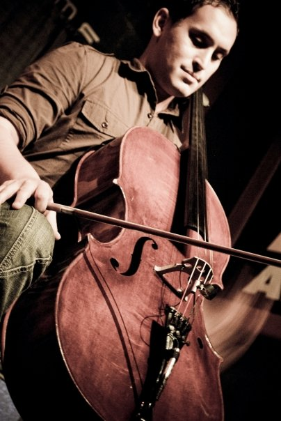 Cellist Peter Thomas teams up with pianist Matthew Bergey