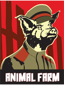 animal farm its parallels to european A list of all the characters in animal farm the animal farm characters covered include: napoleon, snowball, boxer, squealer, old major, clover, moses, mollie,.