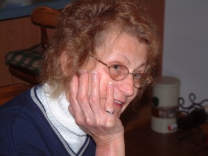 Kathy Witt in 2006. In March 2008, she fell at Mayville Nursing and Rehabilitation Center in Mayville, Wis., hit her head, and died the next day. Mayville did not report the incident to the state health department and the state never investigated. Witt's widower, Richard Witt, later sued Mayville for wrongful death and settled out of court. Photo courtesy of Richard Witt.
