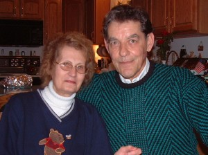 Kathy and Richard Witt in 2006. In March 2008, Kathy Witt fell at Mayville Nursing and Rehabilitation Center in Mayville, Wis., hit her head, and died the next day. Mayville did not report the incident to the state health department and the state never investigated. Richard Witt later sued Mayville for wrongful death and settled out of court. Photo courtesy of Richard Witt.