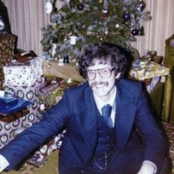 Photo of Al from 1978.