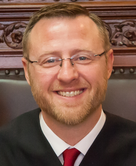 Brian Hagedorn. Photo from the Wisconsin Supreme Court.