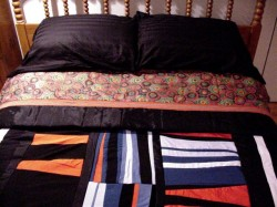 One of Lynne's quilts.