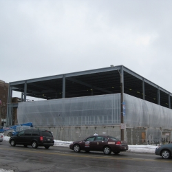 Friday Photos: Controversial Building Going Up