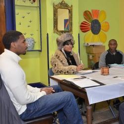A New Community Group Rises