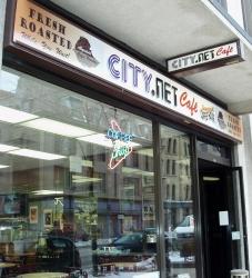 City Business: A Jazzman's Cafe