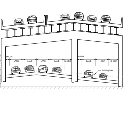 Double-Decker Freeway For Milwaukee?