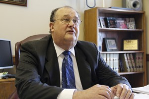 "State Rep. Garey Bies, R-Sister Bay, says he doesn't have much sympathy for whatever ""inconvenience"" sex offenders endure. But he was concerned by the Center's findings and said they may warrant an audit of the GPS monitoring system. Kate Golden/Wisconsin Center for Investigative Journalism"