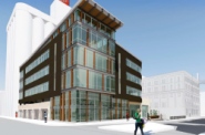 Pabst Business Center Rendering
