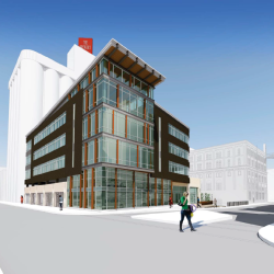 Pabst Office Building Goes Moderne