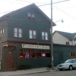 Taverns: The 141-Year-History of Puddler's Hall