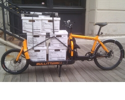 Bike Czar: How to Deliver 500,000 Packages