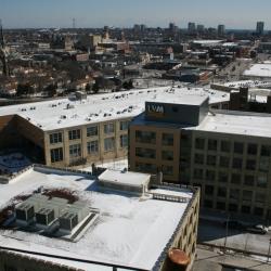 Friday Photos: Milwaukee From Atop the Pabst Silos