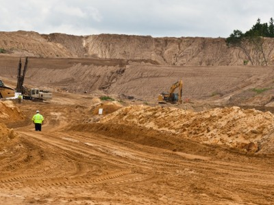 Campaign Cash: Judge Nixes Permit for Sand Mine