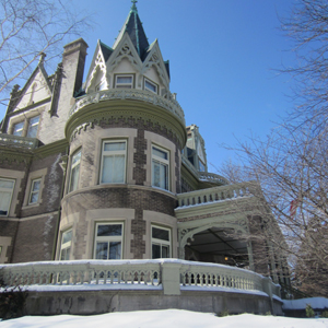 House Confidential: Jim Wiechmann's Gothic Mansion