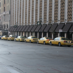 Milwaukee Taxi Owners Sue to Block New Law