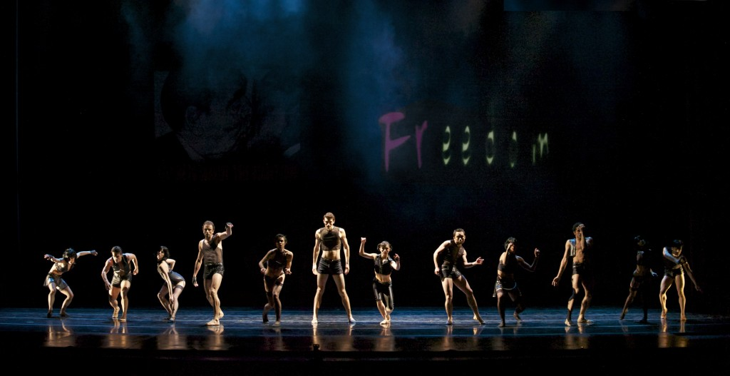Children Of The Wall. Milwaukee Ballet Company. Photo Mark Frohna.