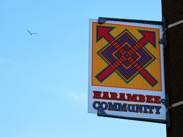 Harambee Community. (Photo by Adam Carr)