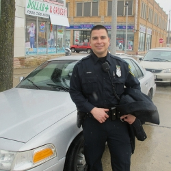 How a Cop Can Win Over Residents
