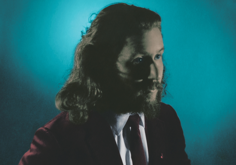 Jim James, frontman for My Morning Jacket, visited the Pabst this weekend as part of his solo tour. Photo by Neil Krug.
