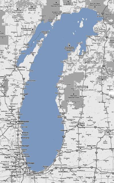Miyazaki Perimeter Map
