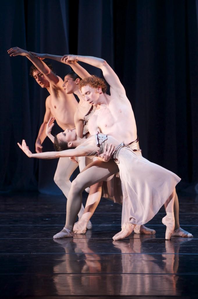 Mozart Requiem. Milwaukee Ballet Company. Photo Mark Frohna.