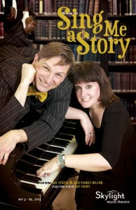 """""""Sing Me a Story"""" at Windfall Theater"""