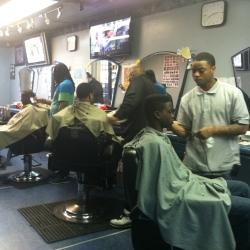 City Business: Style's Superior Barbershop