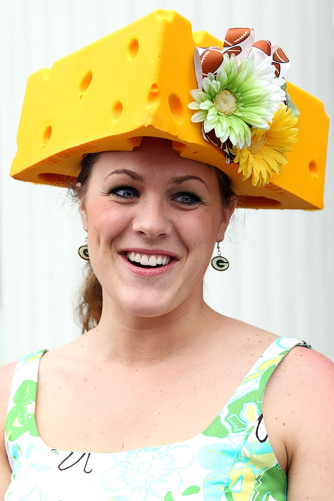 cheesehead derby style