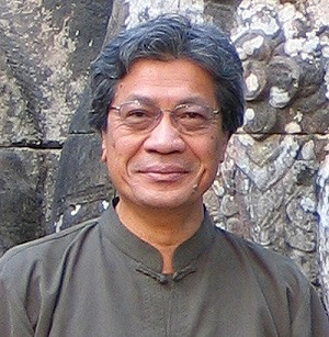 Chinary Ung. Photo courtesy of the University of California-San Diego.