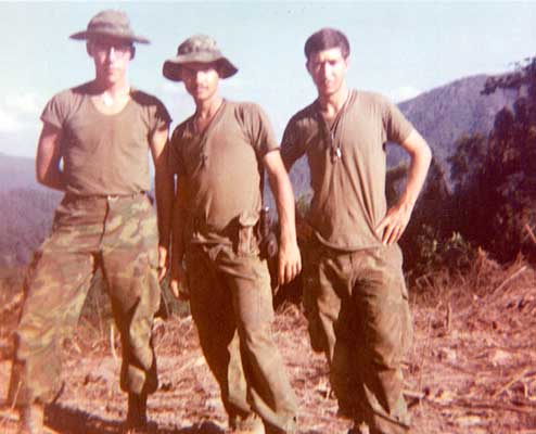 Marines from Operation Houston II.