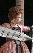 Elizabeth Caballero, in Don Giovanni at the Florentine in 2008.