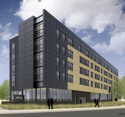 Five-Story Mixed-Use Building for Capitol Drive Moves Forward