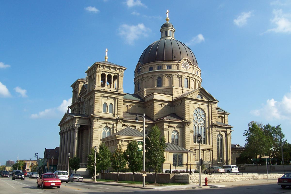 The Basilica of St. Josaphat
